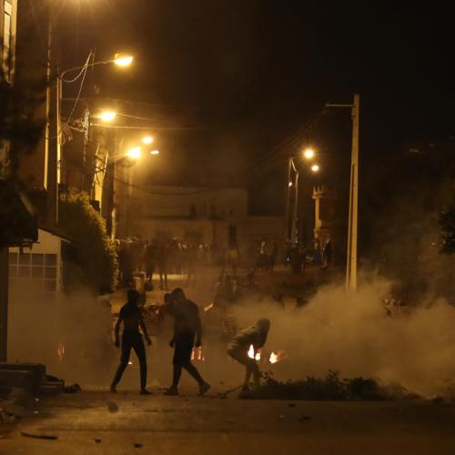 Violent protests over police abuses continue in Tunisian capital