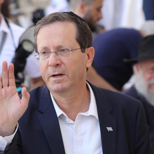 UPDATED: Veteran politician Herzog elected president of Israel