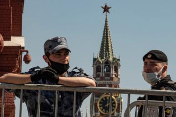Russia's new COVID-19 cases surge to highest since January