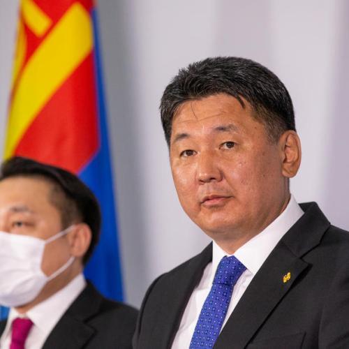 Ex-Mongolian prime minister Khurelsukh wins presidential election in landslide