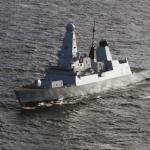 UPDATED: Russia says it fires warning shots at British destroyer near Crimea, UK denies it