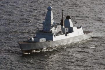 UPDATED: Russia warns Britain it will bomb ships next time