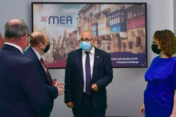 Malta's economic growth and well-being are shared objectives which can be reconciled