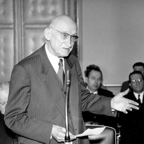 Pope puts Robert Schuman, a father of Europe, on sainthood path