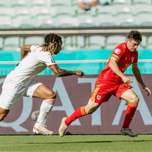 UPDATE – Moore snatches point for Wales against Switzerland
