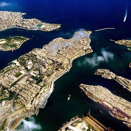 EPA's Eye in the Sky: Valletta, Malta