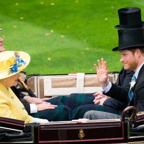 Queen Elizabeth to have lunch with Prince Harry at Windsor Castle next month