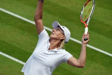 Navratilova sad for Osaka, says mental health gets short shrift