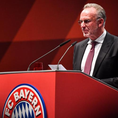 Rummenigge to leave Bayern at end of June, six months early
