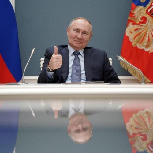UPDATED: Putin says he received Russia's Sputnik V vaccine against COVID-19