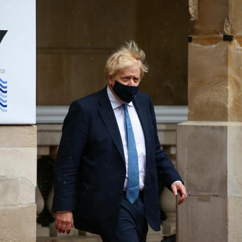 UK's Johnson calls on G7 to vaccinate world by end of 2022