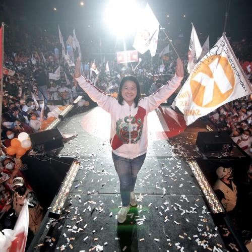 Ipsos poll shows tie on eve of Peru's election, with Fujimori slightly ahead
