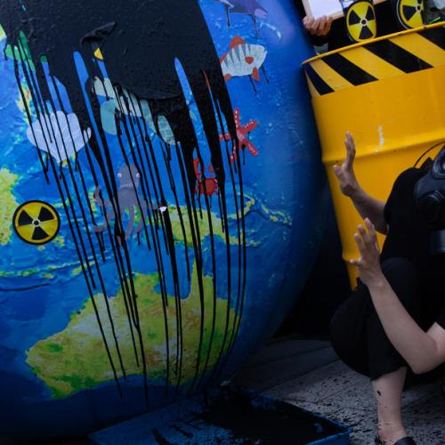 Photo Story – Protest against Japan's radioactive water discharge, in Seoul