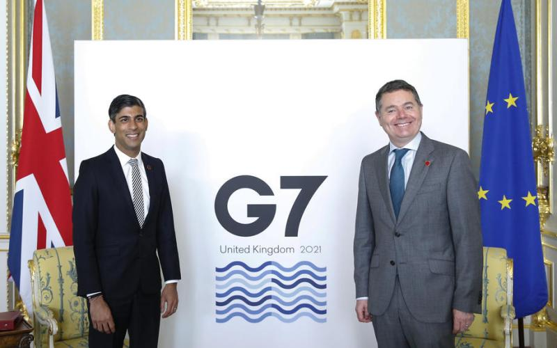 Ireland confident G7 tax deal won't dent multinational investment