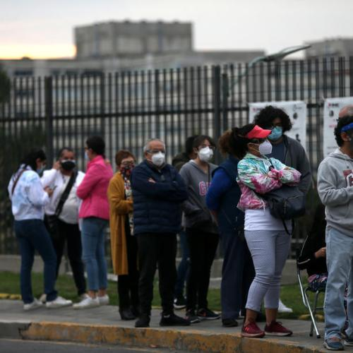 Mexicans vote in midterm elections seen as referendum on president