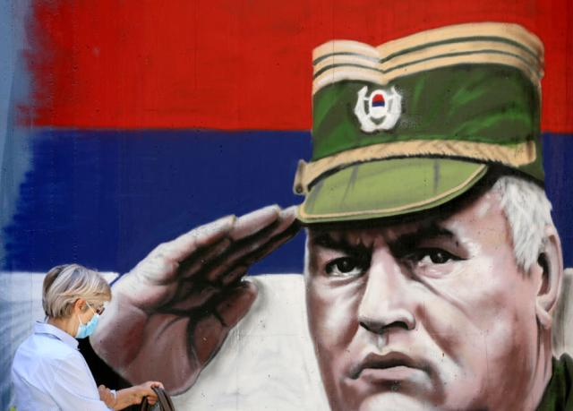Bosnia's Mladic, commander of Europe's worst atrocities since World War Two