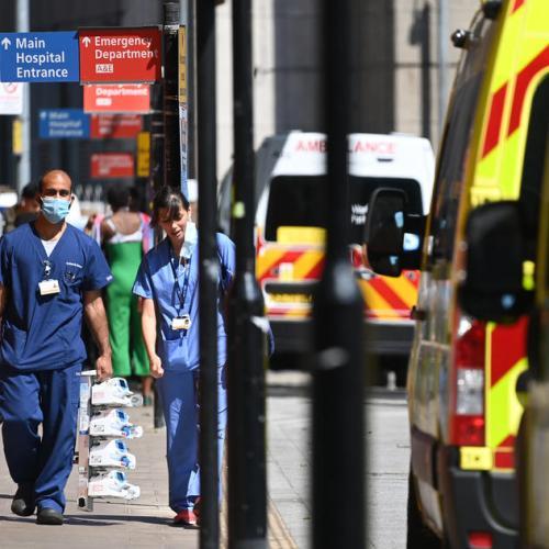 UK reports 9,055 new coronavirus cases