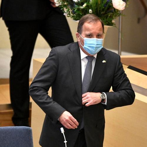 UPDATED: Swedish Social Democrat Lofven is asked to return as PM
