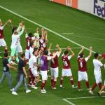 Austria to face Italy after edging a 1-0 victory over Ukraine