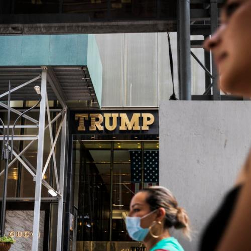 Trump Organization, CFO are charged in 'sweeping' 15-year tax fraud
