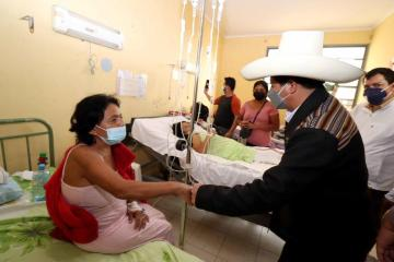 Quake strikes Peru-Ecuador border region, minor damages reported