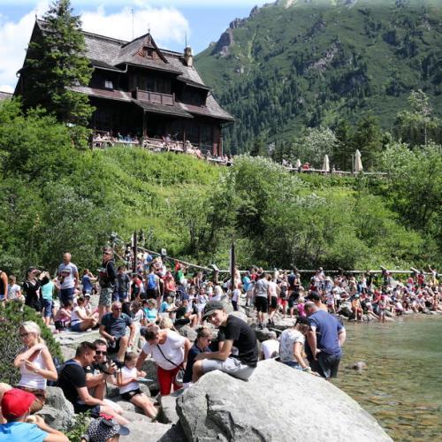 Photo Story: Sunny day in the Tatra Mountains