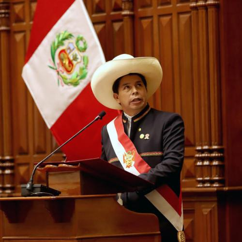 Peru's new leftist president prioritizes China ties during early days in office