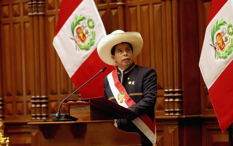 Peru's foreign minister resigns in setback for new leader Castillo