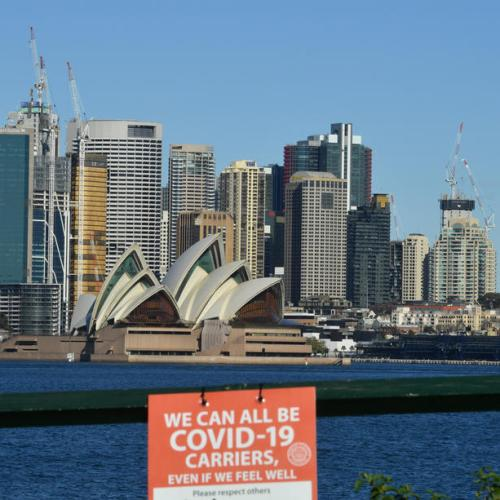Australia's Victoria to ease COVID-19 curbs, Sydney cases rise
