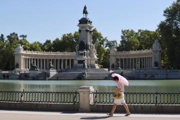 UNESCO grants world heritage status to Madrid's Paseo del Prado and Retiro Park