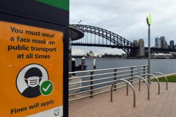 Sydney COVID-19 cases ease amid tightening of lockdown rules
