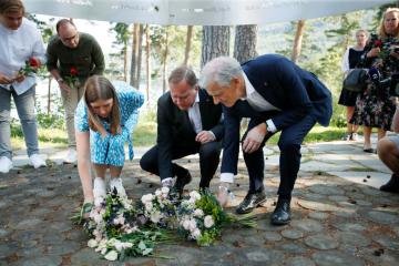 Norway marks ten years since Breivik's deadly attacks