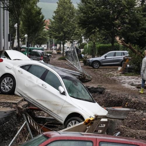 UPDATED: Further flooding feared in western Germany with death toll above 80