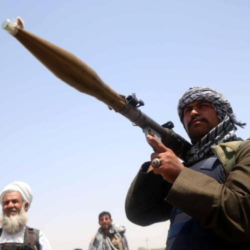 Taliban tighten control of Afghan north as UN fears erasure of human rights