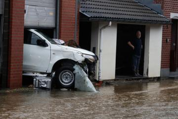 UPDATED: Belgium warns against travel as flood death toll hits 14