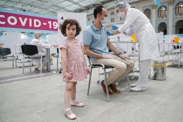 Gamma coronavirus variant detected in Russia