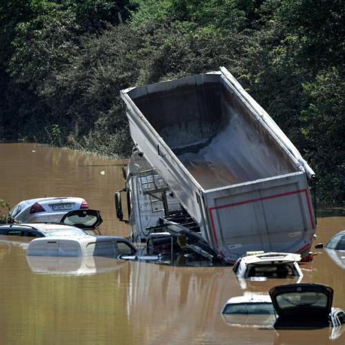 German floods cause insured losses of over $1.2 bln