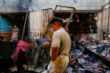 Suicide attack in Iraq kills at least 35