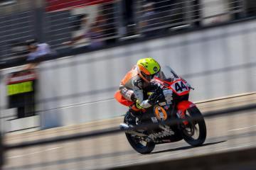 Motorcycling-Spanish 14-year-old dies in junior race crash