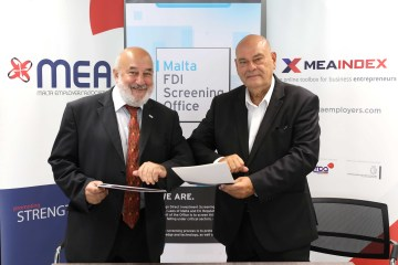 MEA and National FDI Screening Office sign collaborative agreement