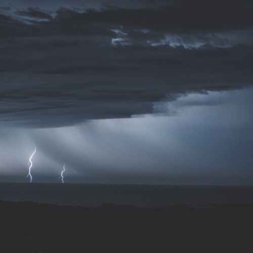 Scientists stunned by rare Arctic lightning storms north of Alaska