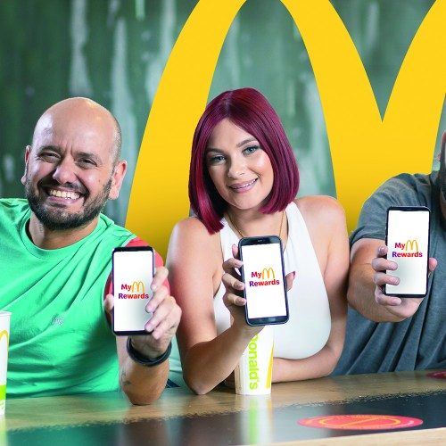 McDonald's launches loyalty programme on mobile app