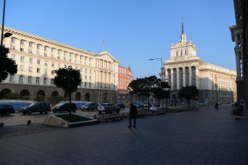 Bulgaria's interim government offers to revamp budget and raise pensions