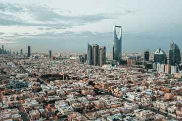 Saudi imports from UAE jump back up in August