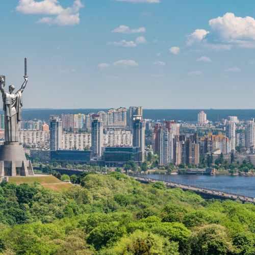 Seeking summer breeze and natural getaway, Saudis flock to Ukraine