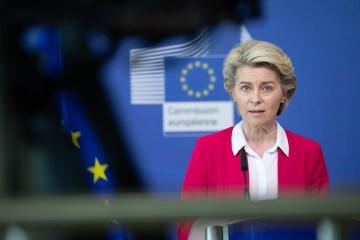 Using spyware against journalists 'completely unacceptable' -EU's von der Leyen