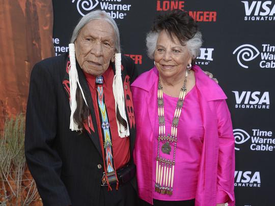 The Lone Ranger's Saginaw Grant dies aged 85