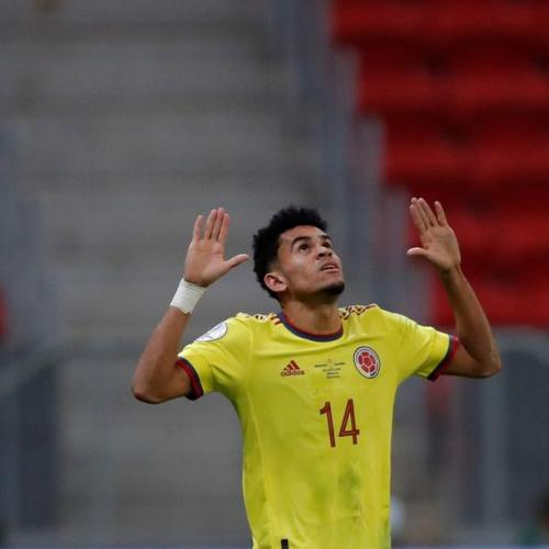 Colombia's Luis Diaz named 'Revelation of Copa America'