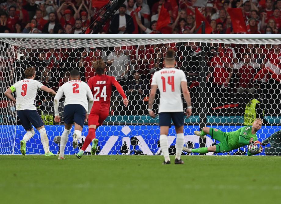 Uefa opens disciplinary proceedings against England following Denmark semi-final