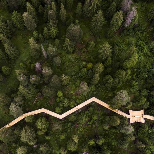 EPA's Eye in the Sky: Laax, Switzerland
